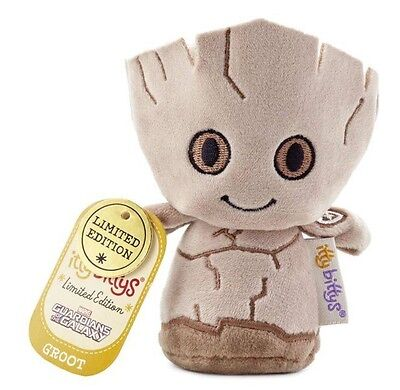 Hallmark Itty Bittys Marvel Guardians of the Galaxy GROOT Limited Edition Bitty