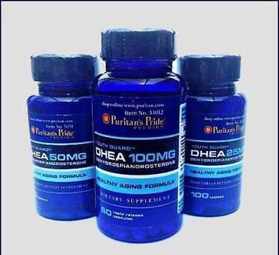 DHEA 25mg or 50mg or 7-Keto Tablets Building Muscle Burning Fat - SENT FROM UK