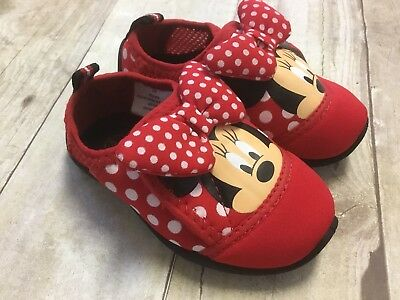 0f1bd0cf3bcd GIRL S TODDLER DISNEY MINNIE MOUSE HI Top Gray+Pink Lacey Sneakers ...