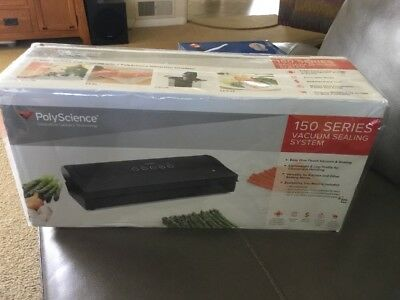 PolyScience Professional Vacuum Food Sealer Saving System 150 Series