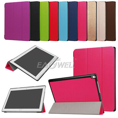 For Lenovo Tab3 8(TB3-850F/M) 2016/Tab4 8.0 10.0 Tablet Silm Stand Leather Case