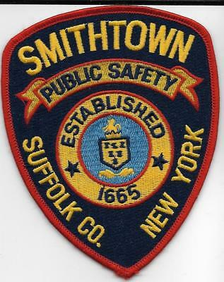 Smithtown Public Safety Dps Code Police Suffolk Town Long Island New York Patch