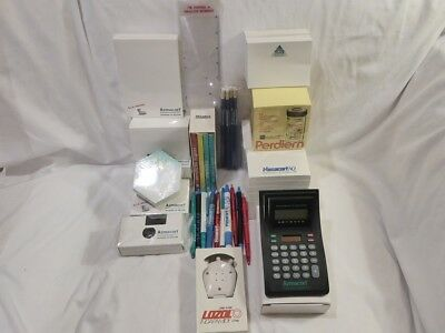 Drug Rep Collectibles - Sticky Notes -  Pens - Large Lot Over 8 Lbs Of Items!