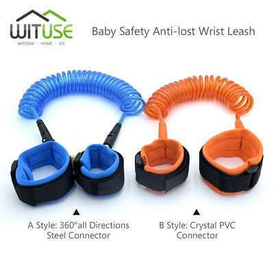 Child Safety Bracelet Harness Leash Strap For Children Anti-lost Wristbands 615