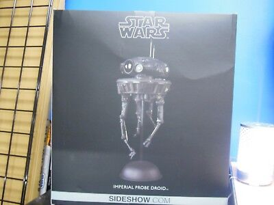 Sideshow Imperial Probe Droid 1/6 scale Figure Star Wars