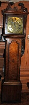 Old Grandfather Clock 1720-1740
