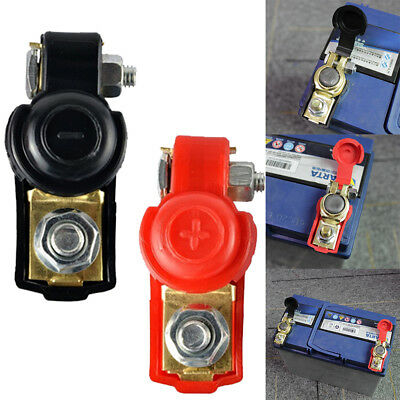 Car Battery Terminal Connector Auto Release Battery Terminals Copper