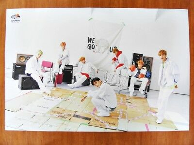 NCT DREAM - We Go Up (Ver. B) [OFFICIAL] POSTER *NEW* K-POP