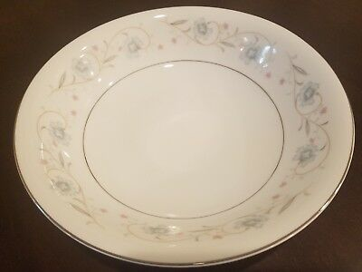English Garden Fine China of Japan #1221 Large Serving Bowl, 9 inches, EUC!