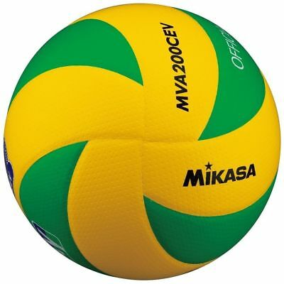 Mikasa CEV Champions League Official Game Volleyball Ball MVA200CEV from Japan