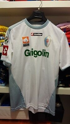 Maglia Indossata Treviso 2007-2008 Match Worn Jersey Player Issued