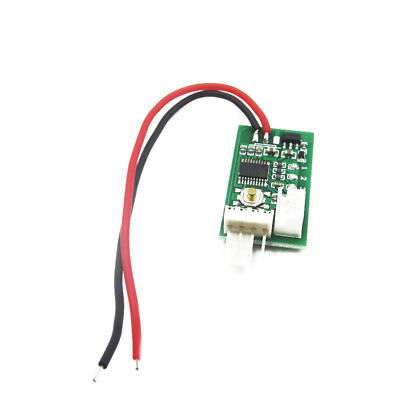 DC 12V PWM Fan Temperature Controller 4-Wire Speed Governor Board