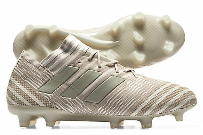 1924ec6f9 Adidas Mens Nemeziz 17.1 FG Football Boots Soccer Cleats S82299 EU 42 2 3 UK