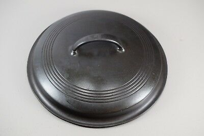 "Vintage Antique Wagner Ware 1268 B ""Drip Drop Roaster"" Dutch Oven Lid or Cover"