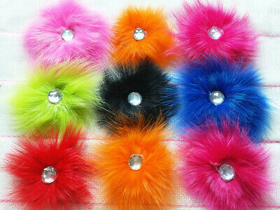 20pcs Mixed Pet Dog Hair Fur flowe Bow Rubber band or Clip Dog Hair Accessories
