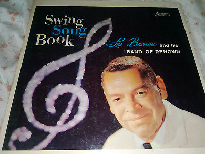 LES BROWN AND HIS BAND OF RENOWN Swing Song Book LP VINYL UK Jasmine - VG/VG