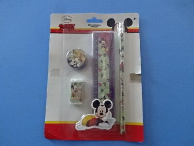 Micky Mouse - Schreib Set - OVP