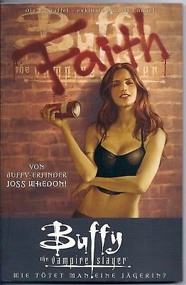 Buffy, The Vampire Slayer Nr. 2 (Staffel 8) - Panini (2008) Z 0-1