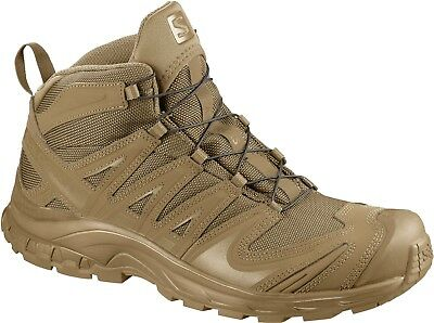 Salomon XA Forces MID 2018 Military Boots Schuhe Coyote Brown