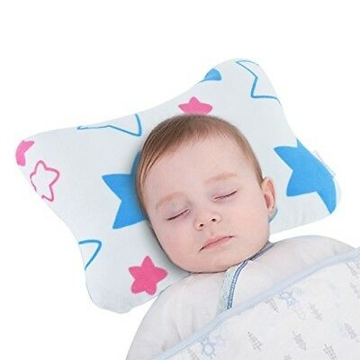Baby Pillow Prevents Flat Head for Newborns Age,Ultra-Soft,Breathable