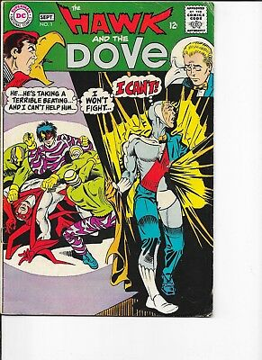 The Hawk and the Dove  #1   Ditko