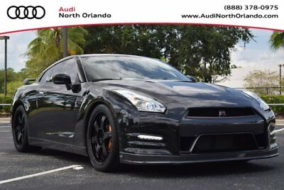 2014 GT-R Black Edition 2014 Nissan GT-R, Jet Black Pearl with 12948 Miles available now!