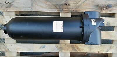 Parker, New 3 Inch Heavy Duty Compressed Air Filter # 43Fn7Bap, 4 Available
