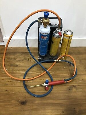 Rothenberger Mobile Oxy/propane Torch