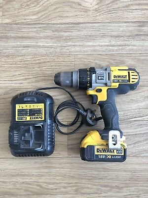 DeWALT DCD985N Cordless Drill With 4AH Battery And Charger