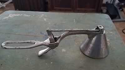 Antique ice cream scoop, Conical scoop, Clipper 8, Erie Specialty Co. Erie, Pa.
