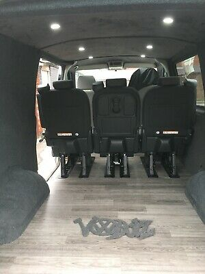 Volkswagen T5 and T6 DeLuxe Carpet Lining