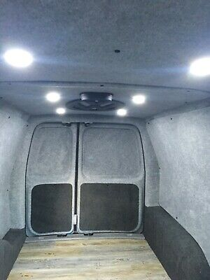 VW T5 and T6 Deluxe Carpet Lining & Sound Deadening