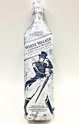 Johnnie Walker White Walker LIMITED EDITION Fast Shipping !!