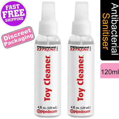 Pipedream Refresh ANTIBACTERIAL Disinfect Sex Toy Cleaner for Vibrator Anal Toys