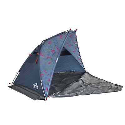Kathmandu Retreat 3 Person Camping Sun Wind Protect Beach Shelter v3