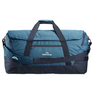 Kathmandu Tanker 90L Luggage Holdall Sports Equipment Travel Cargo Duffel Bag v3