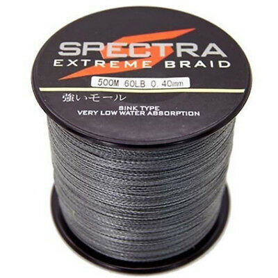 500M15-100LB Agepoch Super Strong Spectra Extreme PE Braided Sea Fishing Line US