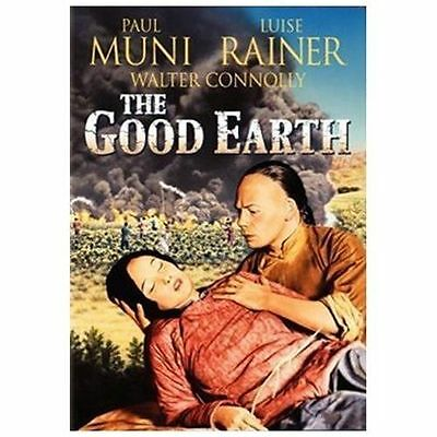 The Good Earth DVD **VG cond** Ex-library