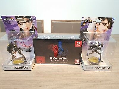 Bayonetta 2 + 1 Limited Edition Collector's Pack (New/sealed)
