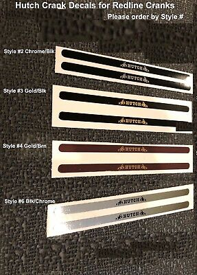 ACS Pro Rotor 5 colors to choose from 1 pair decals