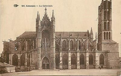 87 Limoges Cathedrale 12941