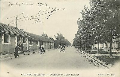 37 Camp Du Ruchard Perspective Rue Tramont Animee Nd