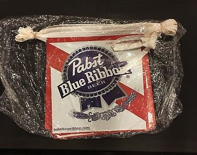 PABST BLUE RIBBON Beer Banner Flags 20' Bar Sign New