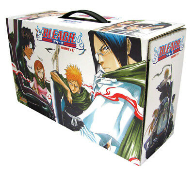 Bleach Box Set 1 Volumes 1-27 with Premium by Tite Kubo (Paperback, 2008)