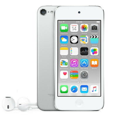 Apple iPod touch 6th Generation Silver (32 GB)