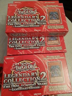 Yu-Gi-Oh! Legendary Collection 2: The Duel Academy Years  GAMEBOARD EDITION