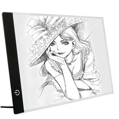 A3 LED Light Box Tracing Drawing Board Art Design Pad Copy Lightbox