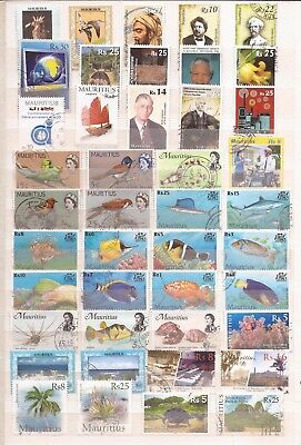 Mauritius     -  Lot Of  Stamps