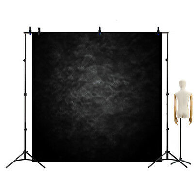 Grey to the Black Vinyl Photography Backdrop Photo Background studio props