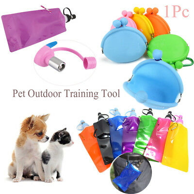 Camping Training Treat Pouch Snacks  Wallet Pet Food Bag Dog Water Storage